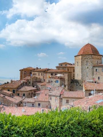 Borghi Etruschi, Romani o medievali